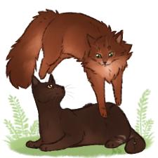 SquirrelxShrew AU - chapter 20 by AnnMY