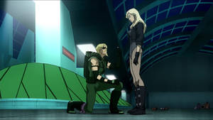 Green Aroow X Black Canary