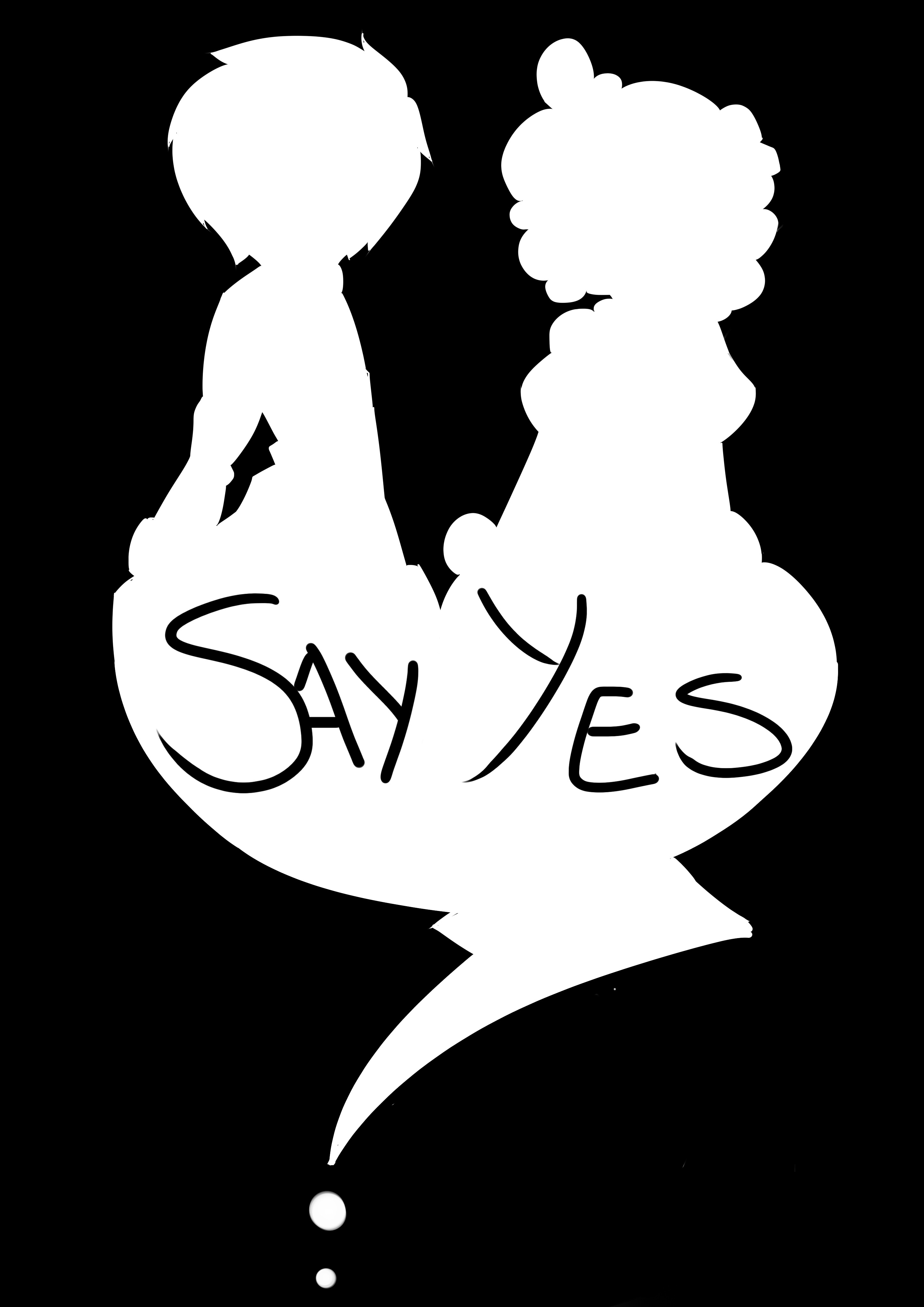 Say Yes by queen-val
