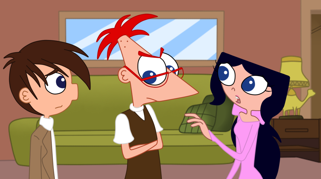 phineas and ferbsex stories