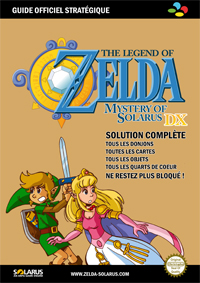 Solution Zelda Solarus DX by oclero