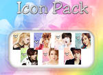 KPOP Icon Pack [15 icons]