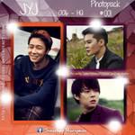 +JYJ | Photopack #OO1