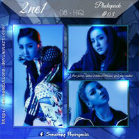 +2NE1 | Photopack #OO3 by AsianEditions