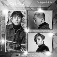 +BIG BANG | Photopack #01 by AsianEditions