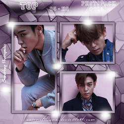 +T.O.P | Photopack #OO5 by AsianEditions