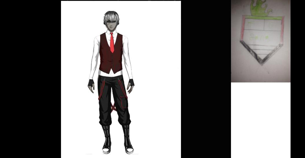Maxwell's Teacher ID by BlackShyPikachu