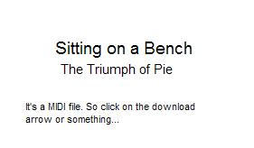 The Triumph Of Pie