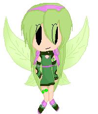 [Gift] .:Green Fairy~:.