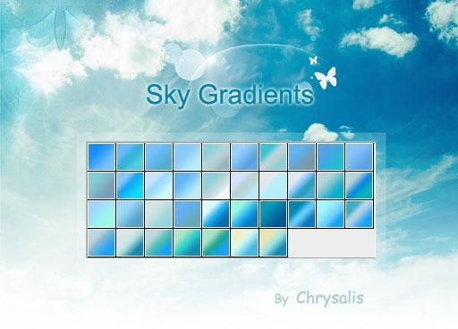 Sky Gradients by Jc-Chrysalis