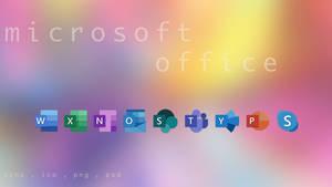 Microsoft Office 2019 Icons