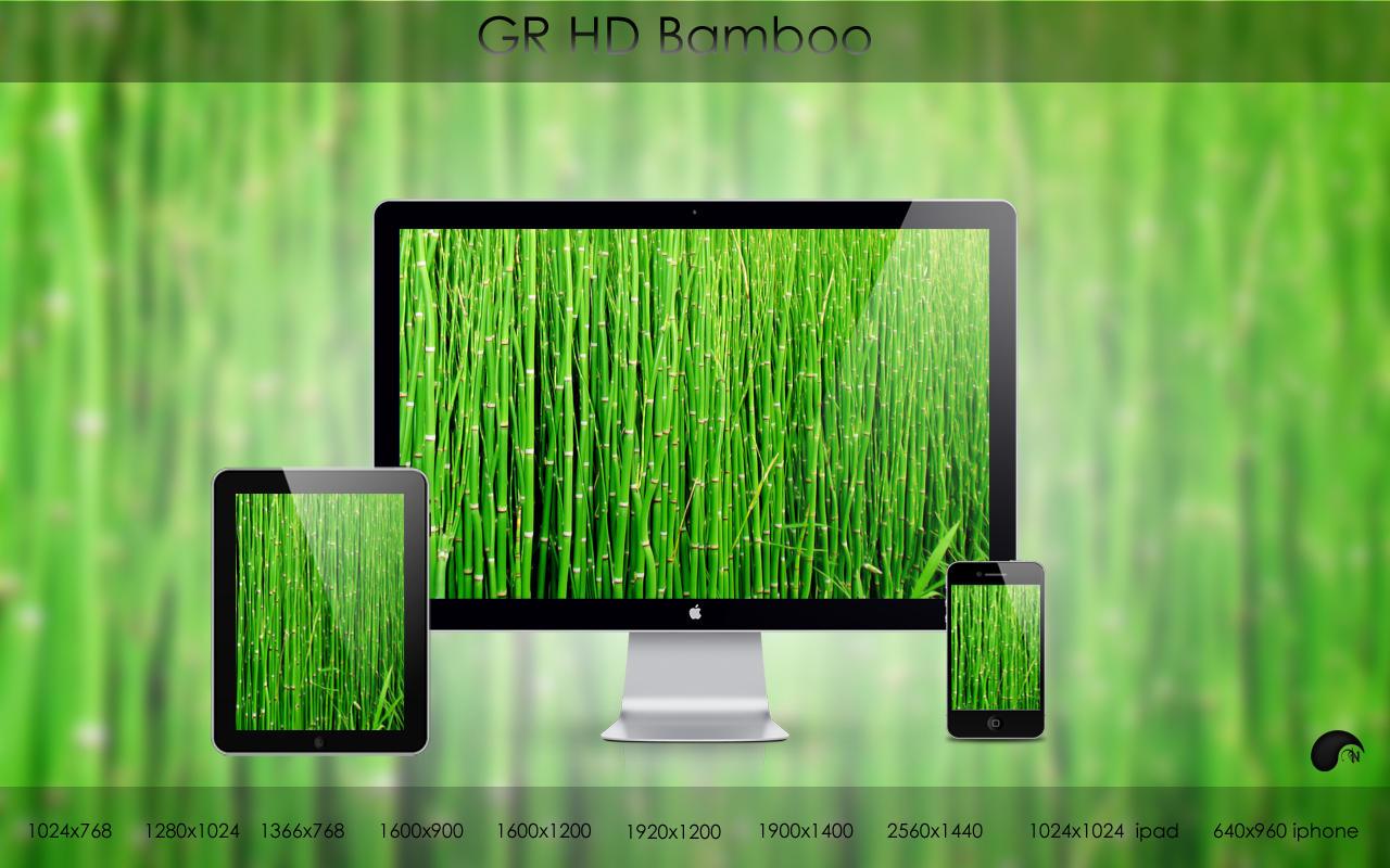 GR HD Bamboo by nanatrex