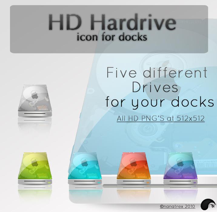 HD Hardrive by nanatrex