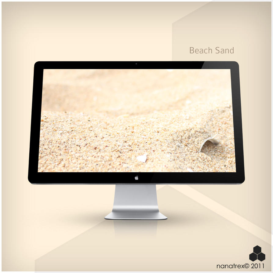 Beach Sand by nanatrex