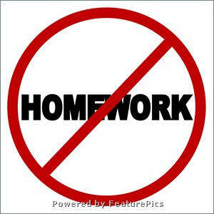 Article on homework