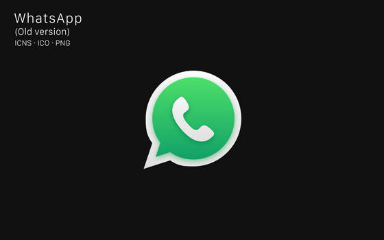 WhatsApp for macOS (Old)