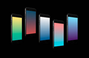 Gradients - iOS Wallpapers by octaviotti