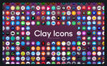 Clay Icons - A macOS Icon Pack