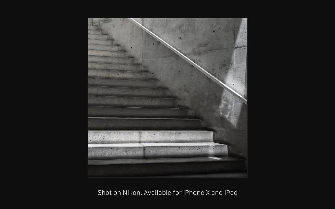 Stairs Wallpaper By Octaviotti On Deviantart