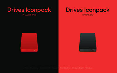 Drives Iconpack - The Last Jedi