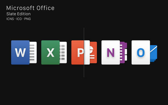 Office for macOS - Slate Edition
