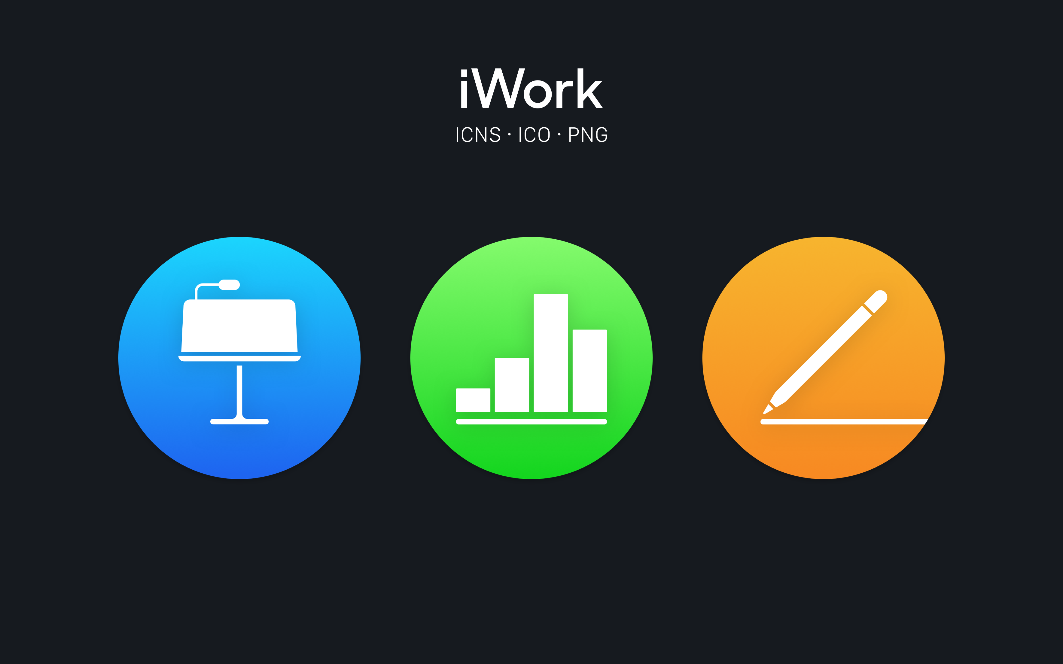 iWork for macOS by octaviotti on DeviantArt