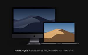Minimal Mojave - Wallpapers by octaviotti