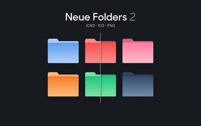 Neue Folders 2 Minipack by octaviotti