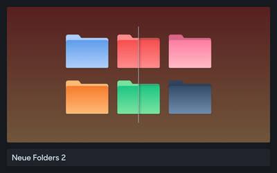 Neue Folders 2 Minipack