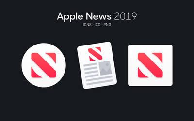 Apple News for macOS - 2019 by octaviotti