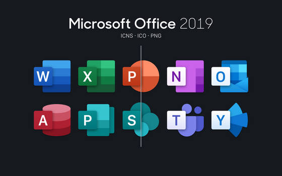 Microsoft Office for macOS - 2019