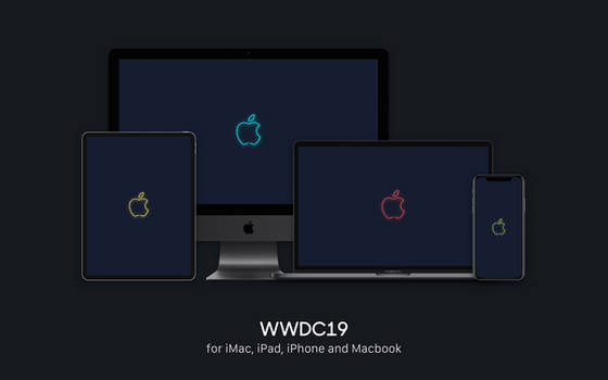 WWDC19 - Wallpapers