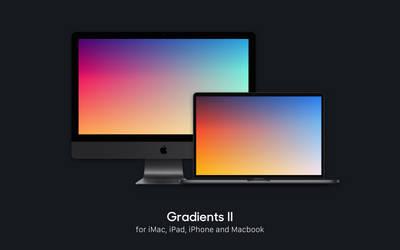 Gradients II - Wallpapers
