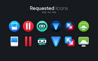 Requested Icons
