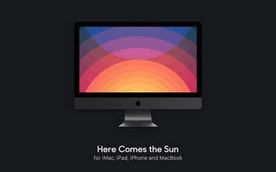 Here Comes The Sun - Wallpaper