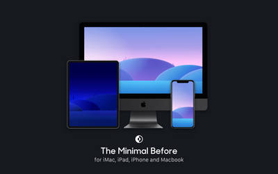 The Minimal Before - Wallpapers