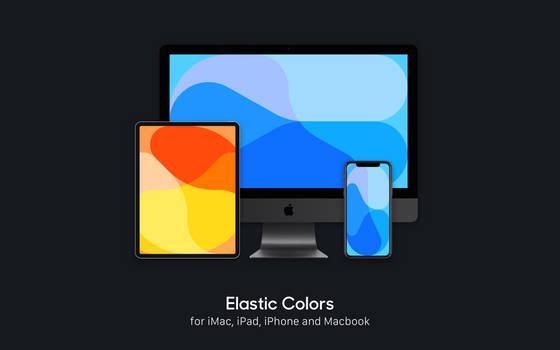 Elastic Colors - Wallpapers