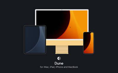 Dune - Wallpapers by octaviotti
