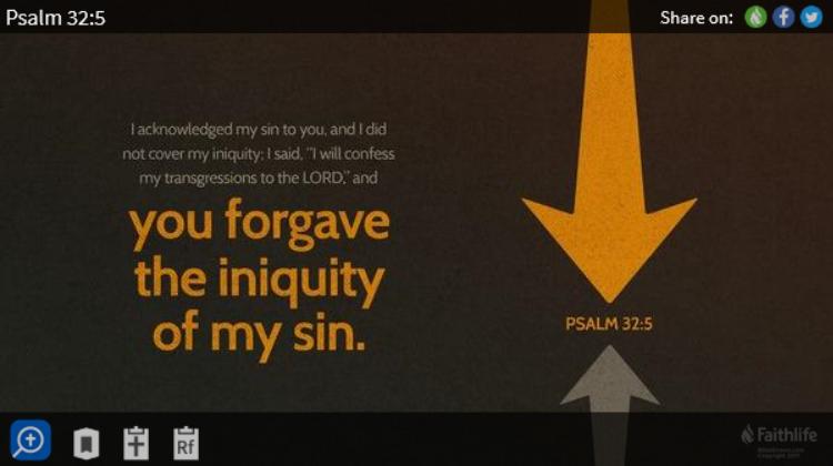 Faithlife Verse of the Day by simsrw73