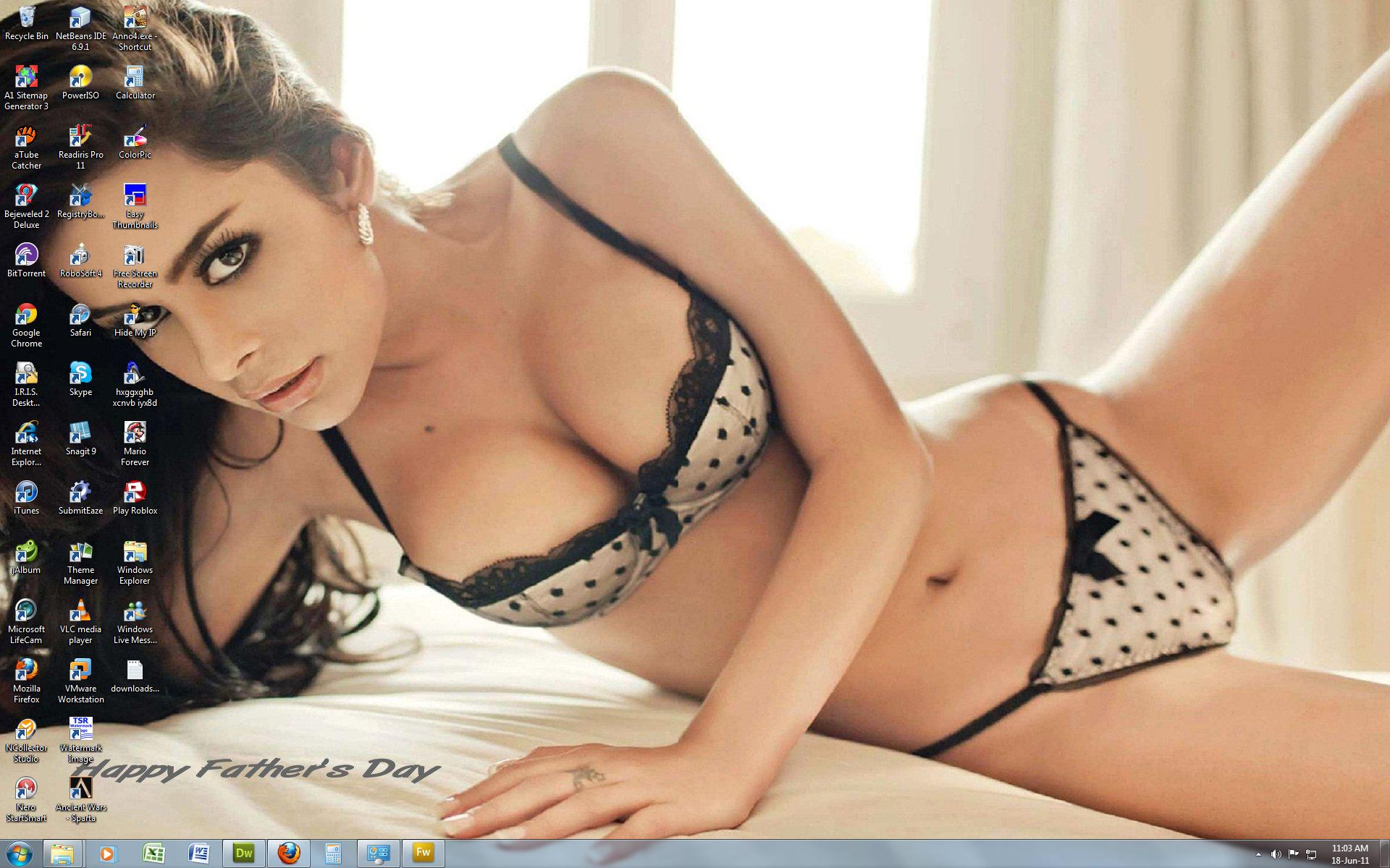 Windows 7 Themes Babes