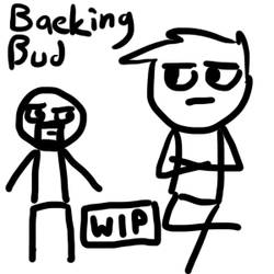 Baeking Bud - WIP by chrislanotte