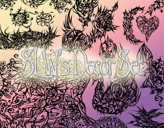 SLW's Decor set by M4dH4tter