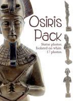 Osiris.Statue.Pack.001 by NoRulesStock