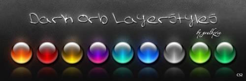 Dark Orb LAYERSTYLES by gvalkyrie