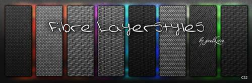 Fibre LayerStyles - GVL by gvalkyrie