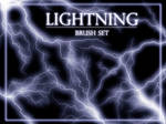 Lightning brush set