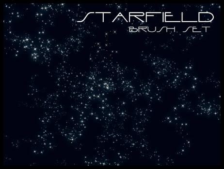 Starfield Brush Set