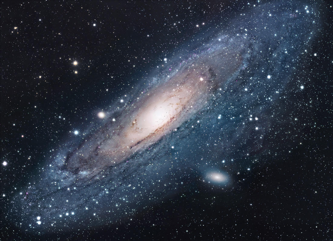 andromeda galaxy distance from earth - HD 1920×1080