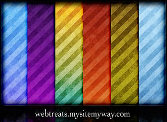ETC Grunge Stripes Pattern