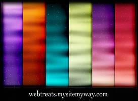 12 Space Waves Patterns by WebTreatsETC